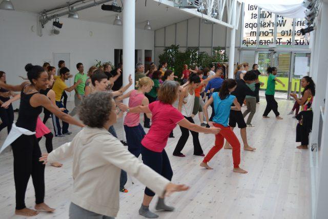 Bei Saturdance verschiedene Tanzrichtungen kostenlos ausprobieren!