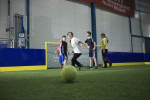 Die Sport & Fun Hallen der Stadt Wien sind ideal zum sportlichen Austoben!