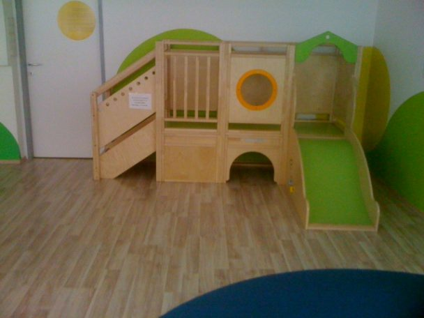 Indoor-Spielplatz Kichererbse