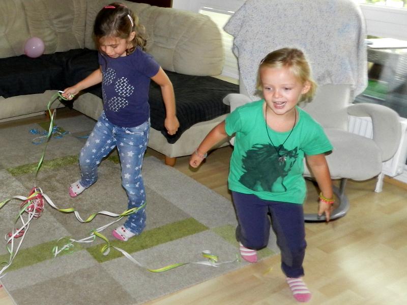 Kindergeburtstag Spiele für zu Hause kinderinfo blog