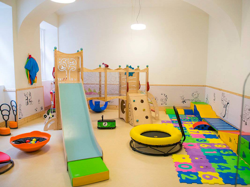 indoor-spielplatz dragonello | kinderinfo-blog - Indoor Spielplatz Zuhause Design