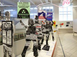 Technisches Museum Wien Besuch. Techniches Museum Wien neue Ausstellung On/Off. Neue Ausstellung. Atomkraft nein Danke. Protestbewegung und Geschichte im Museum Wien.