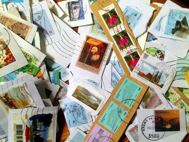 Briefmakrensammelstelle Bethel
