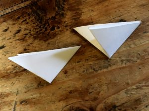 Papier-Sterne falten2.