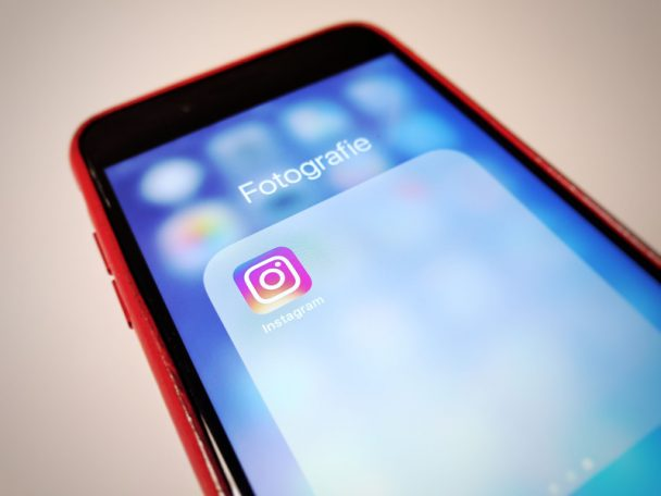 Wie soll man richtig umgehen mit Instagram im Familienalltag.
