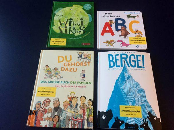 Empfehlenswerte Sachbücher für Kinder