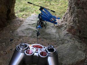 Burgruine Hainburg lädt zum Spielen ein
