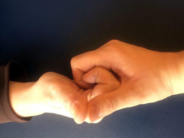 Rangelnde Finger Rangelnde Finger