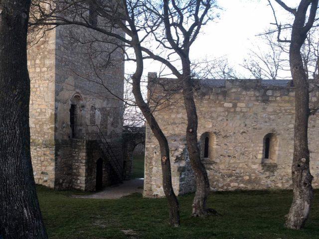 Burgruine Hainburg
