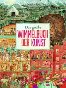 Das große Wimmelbuch der Kunst