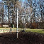 Spielplatz im Kurparkoberlaa Regenbogenspielplatz