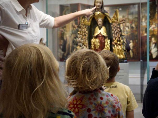 Kinderführung im Dom Museum Wien