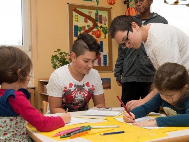 kindergarten berufe kennenlernen