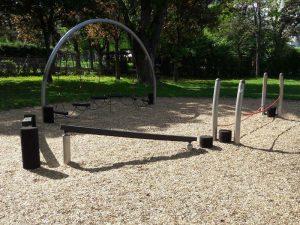 """Donaupark Spielplatz aus dem kinderinfo-blog-Magazin """"Die schönsten Spielplätze in Wien""""."""