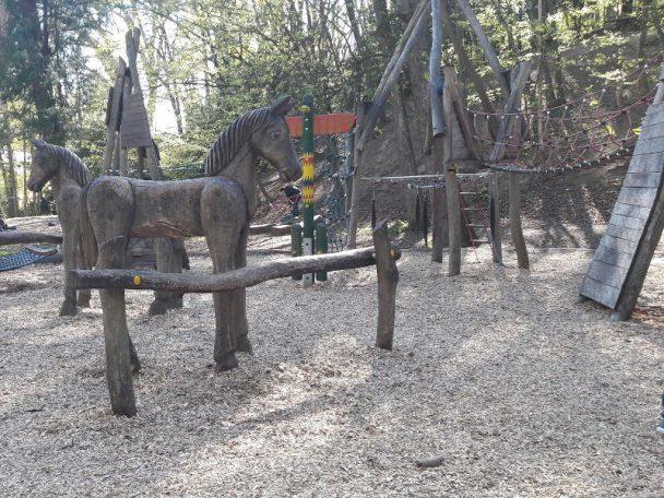 Spielplatz Dehnepark im blog.kinderinfowien.at