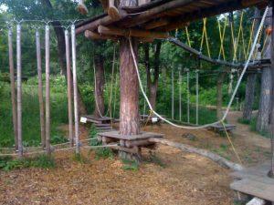 Wichtelparcour am Waldseilpark