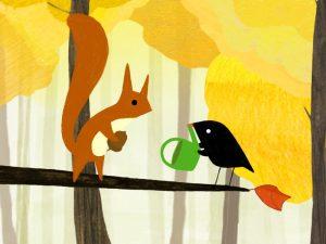 Aus der Kurzfilmreihe im wienXtra-cinemagic für Kinder ab 4 Jahren. © Lena von Döhren, Magnet Film