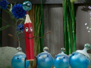 Aus der Kurzfilmreihe im wienXtra-cinemagic für Kinder ab 4 Jahren. © Dace Riduze, Studio Animacijas Brigade