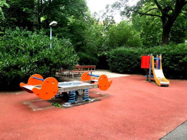 Mehr als ein Spielplatz - Das Plani in Wieden