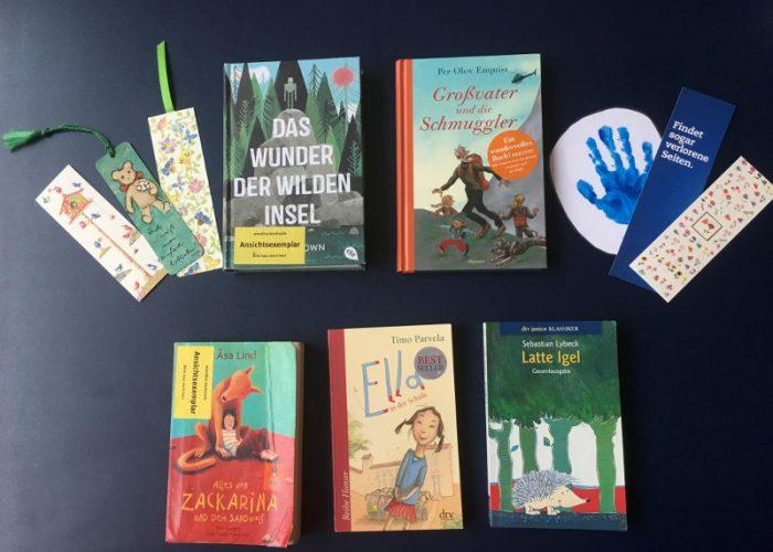 Diese Bücher haben unseren Kindern im Volksschulalter gefallen