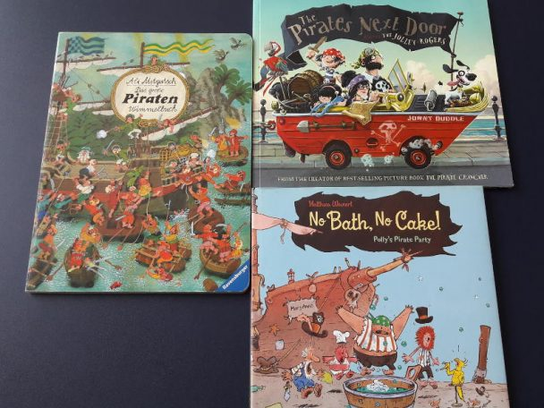 Kinderbücher: Geschichten von Piraten aus blog.kinderinfowien.at