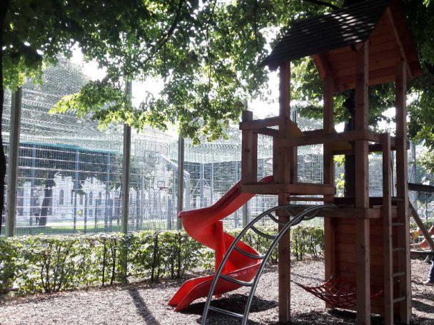 Spielplatz Webhuberpark im blog.kinderinfowien.at