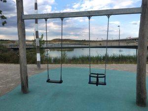 Spielplatz beim See in der Seestadt, https://blog.kinderinfowien.at