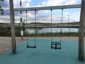Spielplatz beim See in der Seestadt, https://blog.kinderinfowien.at