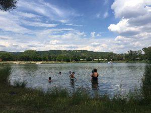 Badespaß vor den Toren Wiens: Die Seeschlacht in Langenzersdorf