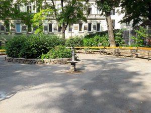 Trinkbrunen am Loquaiplatz im blog.kinderinfowien.at