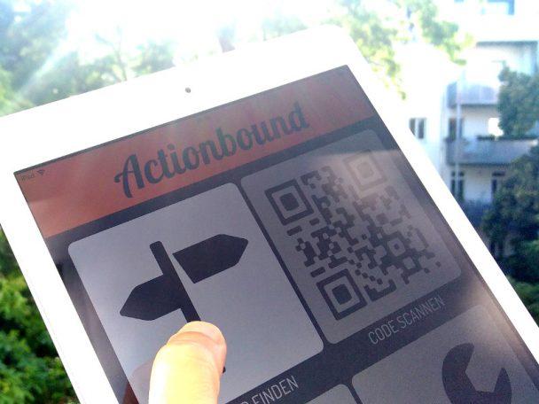 Actionbound – die digitale Schnitzeljagd für das Abenteuer draußen & drinnen im blog.kinderinfowien.at