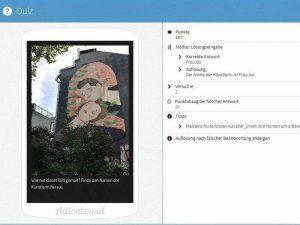 Actionbound – die digitale Schnitzeljagd für das Abenteuer draußen & drinnen