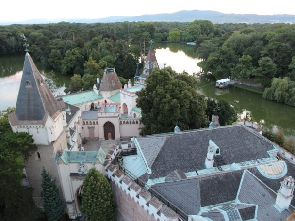Ausflug zum Schloss Laxenburg
