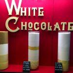 Weiße Schokolade - Chocolate Museum Vienna