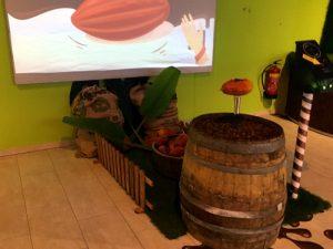 Spiele im Chocolate Museum Vienna