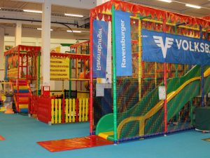 Indoor-Spielplatz Fun4Kids