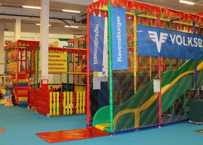 Indoor-Spielplatz Fun4Kids