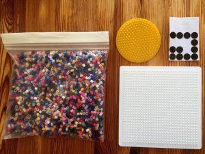DiY - Magnete aus Bügelperlen