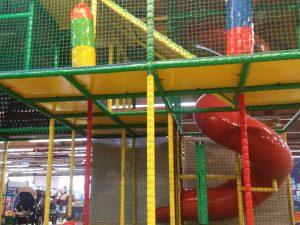 Park-großes Klettergerüst
