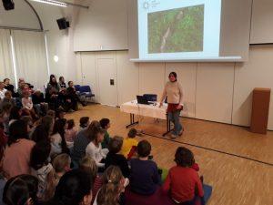 Kindervorlesung im ZOOM Kindermuseum