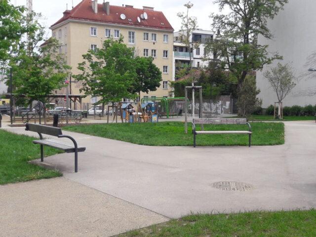 Spielplatz Grete Salzer Park